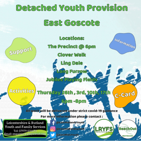 youth provision